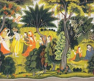 Pahari Art – An Indian Art Style